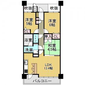 イトーピア 2080富士図面