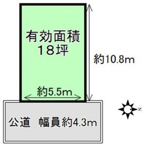 錦町 830万かみかけ様図面